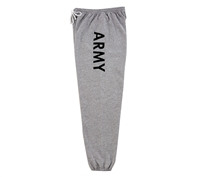 Rothco Army PT Sweatpants - 2085
