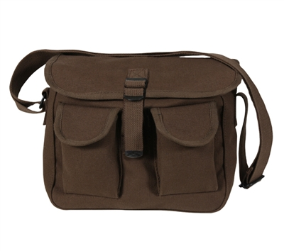 Rothco Canvas Ammo Shoulder Bag - 2267