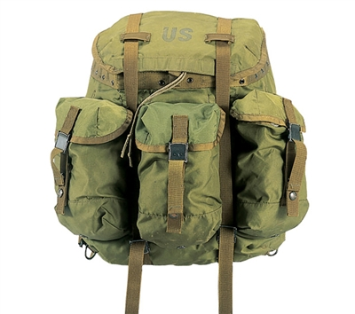 Rothco Used Large Alice Pack With Frame - 2268