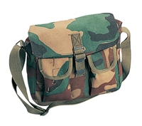 Rothco Canvas Ammo Shoulder Bags - 2276