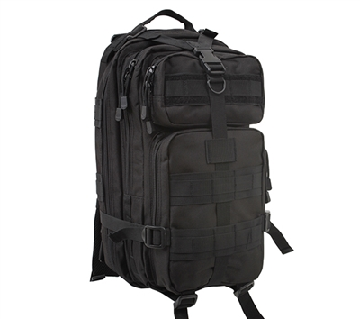 Rothco Black Medium Transport Pack - 2287