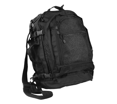 Rothco Black Move Out Bag - 2299
