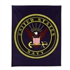 Rothco Marines Insignia Fleece Blanket - 2301