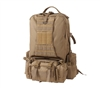 Rothco Coyote Global Assault Pack - 23520