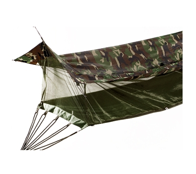 Rothco Woodland Camo Jungle Hammock - 2365