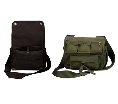 Rothco Canvas Venturer Survivor Shoulder Bag - 2396