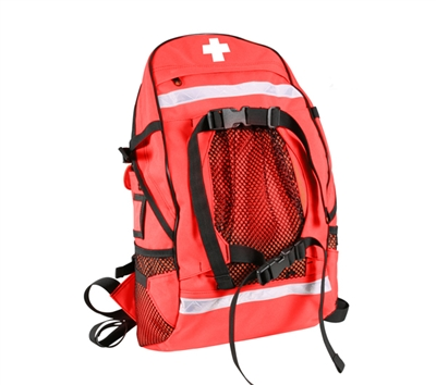 Rothco Red First Aid Trauma Backpack - 2445