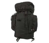 Rothco Black 25L Tactical Backpack - 2448