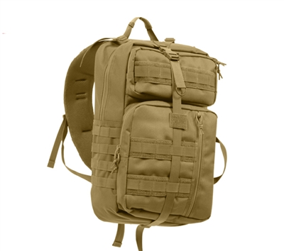 Rothco Coyote Tactisling Transport Pack - 25120