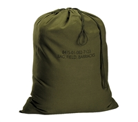 Rothco Gi Type Barracks Bag / 24'' X 32'' - Od