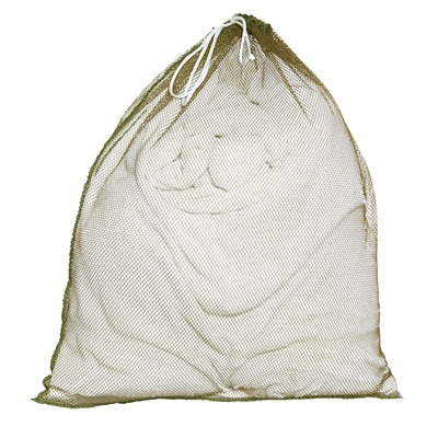 Rothco Olive Drab Large Nylon Mesh Bag - 2626