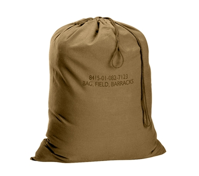 Rothco Coyote GI Type Barracks Bag - 2671
