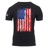 Rothco Distressed US Flag T-Shirt 2713