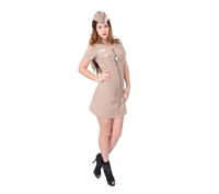 Rothco Womens Khaki Military Costume - 2757