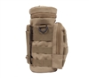 Rothco Coyote Brown Molle Water Bottle Pouch - 2779
