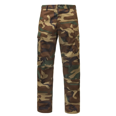 Rothco Woodland Camouflage BDU Pants - 2941