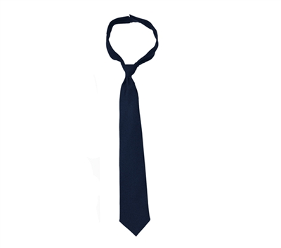 Rothco Navy Blue Velcro Closure Police Issue Necktie - 30081