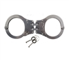 Rothco Stainless Steel Hinged Handcuffs - 30095