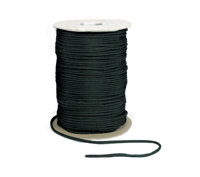 Rothco Nylon Paracord 550lb 1000 Ft Spool / Blk