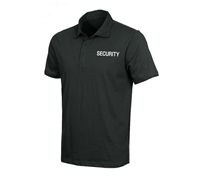 Rothco Black Security Shirt - 3216