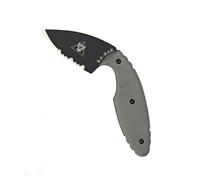 Kabar Tdi Law Enforcement Knife-foliage(1477fg)