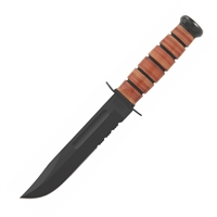 Kabar Combo Edge Fighting Knife - 1218