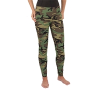 Rothco Womens Camo Leggings - 3298