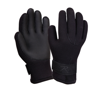 Rothco Waterproof Neoprene Gloves - 33550