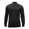 Rothco Cotton Long Sleeve Mock Turtleneck - 3406