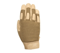 Rothco Coyote Lightweight Duty Gloves - 3421