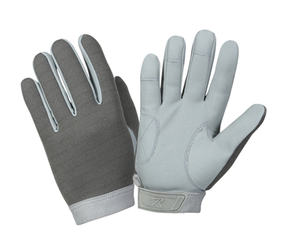 Rothco Foliage Green Stretch Fabric Gloves - 3475