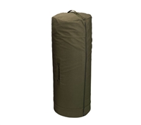 Rothco Olive Drab Side Zipper Duffle Bag - 3490
