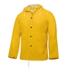 Rothco Yellow Pvc Rain Jacket - 3614