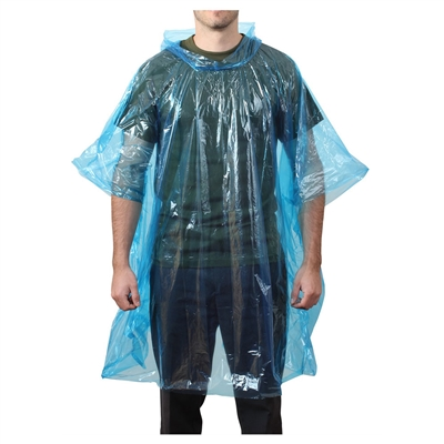 Rothco Emergency Lightweight Poncho - 3681