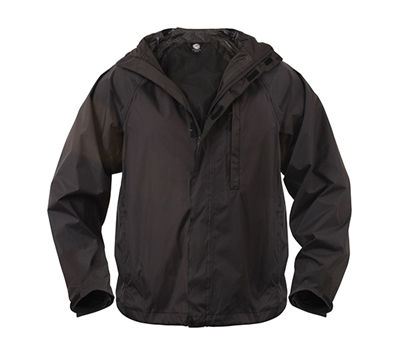 Rothco Packable Rain Jacket - 3754