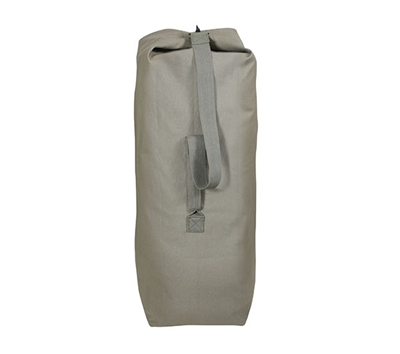 Rothco Foliage Top Load Canvas Duffle Bag - 3795
