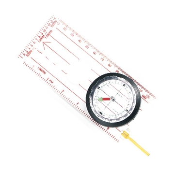 Rothco Deluxe Map Compass - 398