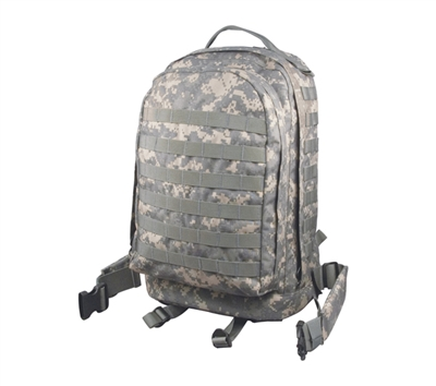 Rothco Digital Camouflage 3 Day Assault Pack - 40129