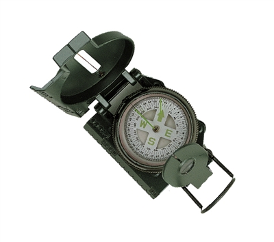 Rothco Military Marching Compass - 406