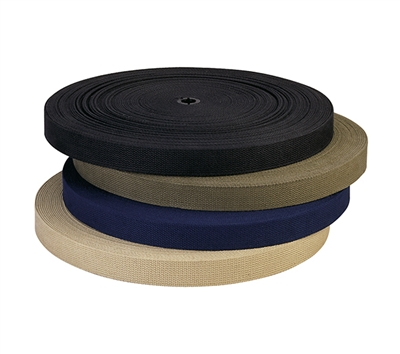 Rothco Navy Cotton Belt Webbing - 4062