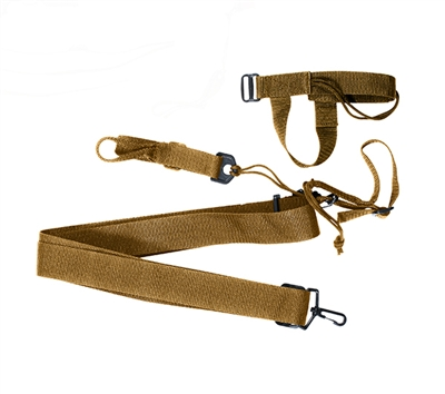 Rothco Coyote 3-point Rifle Sling - 4077