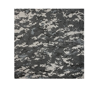Rothco Subdued Urban Digital Camo Bandana - 4086