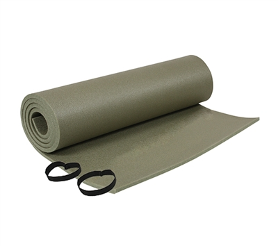 Rothco Foam Sleeping Pad with Straps - 4089