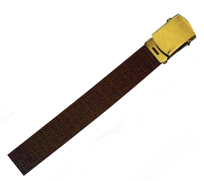 Rothco Brown Web Belt - 4185