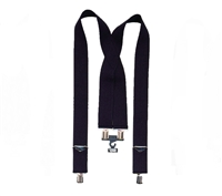 Rothco Black Suspenders - 4196