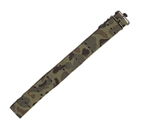 Rothco Woodland Camo Canvas Pistol Belt - 4217