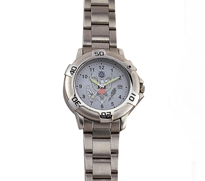 Rothco Army Logo Quartz Watch - 4225
