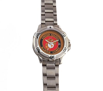Rothco Marine Corps Logo Quartz Watch - 4227