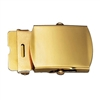 Rothco Solid Brass Web Belt Buckle - 4406