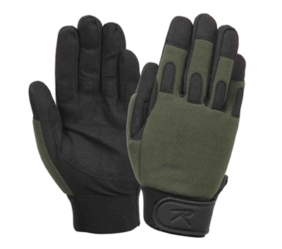 Rothco Olive Drab All Purpose Duty Gloves - 4412
